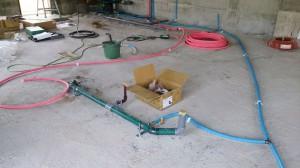ライフライン(水・電気・ガス)や構造躯体の性能を必要に応じて修繕または交換を行います。