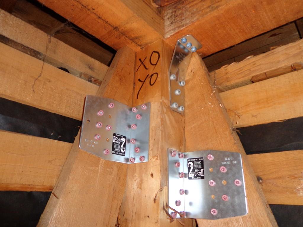 耐震補強で進化した家 case1 耐震補強リノベーション耐震補強03