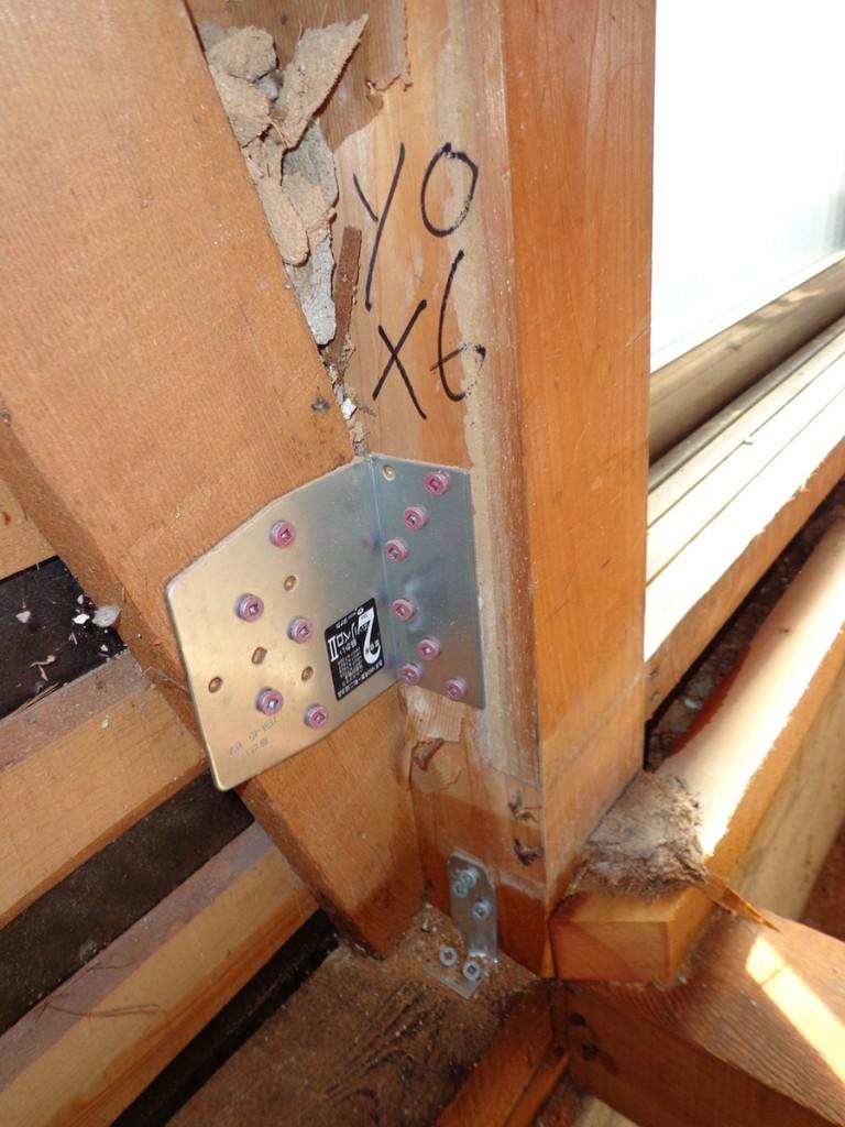 耐震補強で進化した家 case1 耐震補強リノベーション耐震補強06