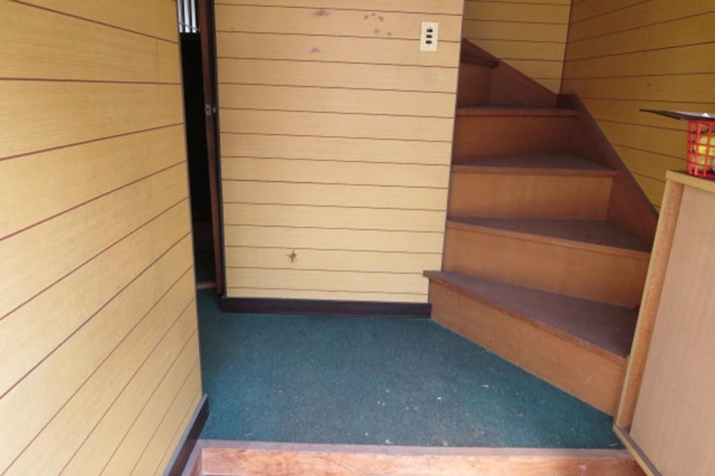 耐震補強で進化した家 case2 耐震補強リノベーション前05