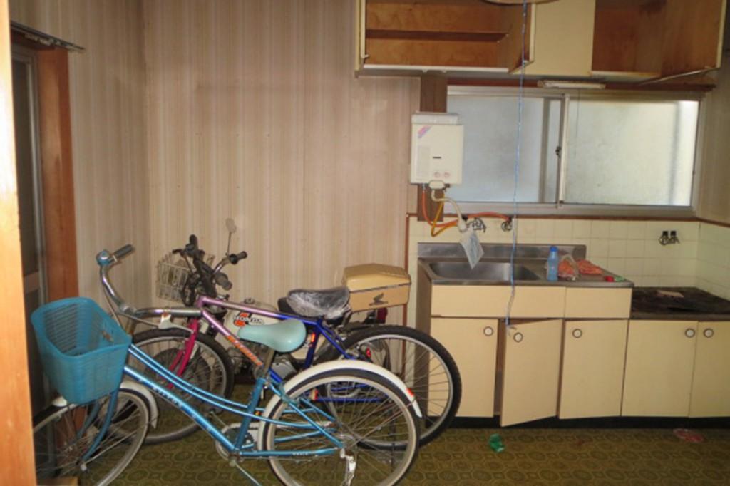 耐震補強で進化した家 case2 耐震補強リノベーション前06