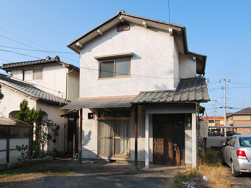耐震補強で進化する「泉田の家」第1回 リノベ前見学会 001