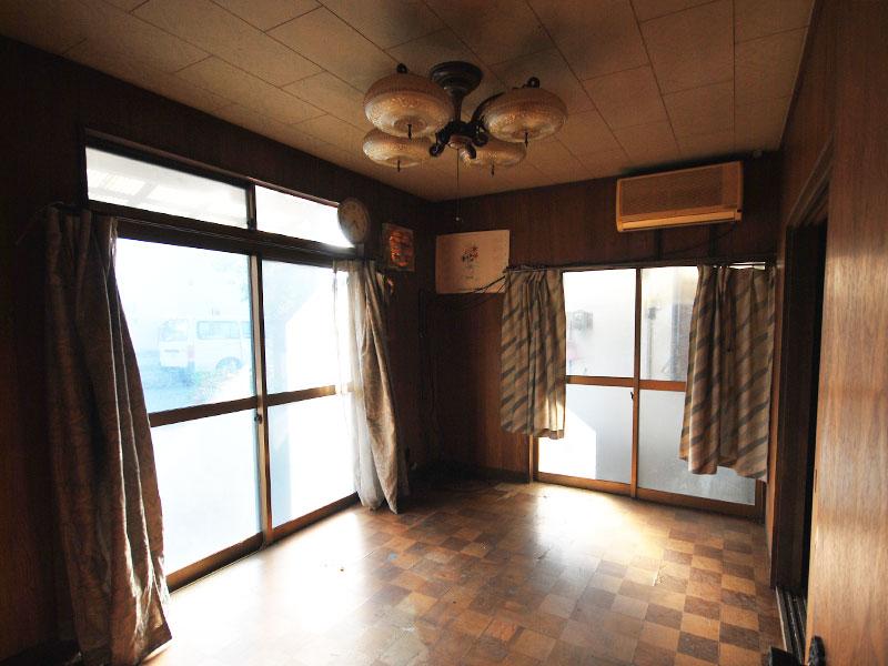 耐震補強で進化する「泉田の家」第1回 リノベ前見学会 002