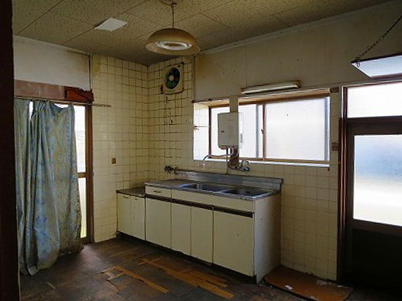 耐震補強で進化する「泉田の家」第1回 リノベ前見学会 003