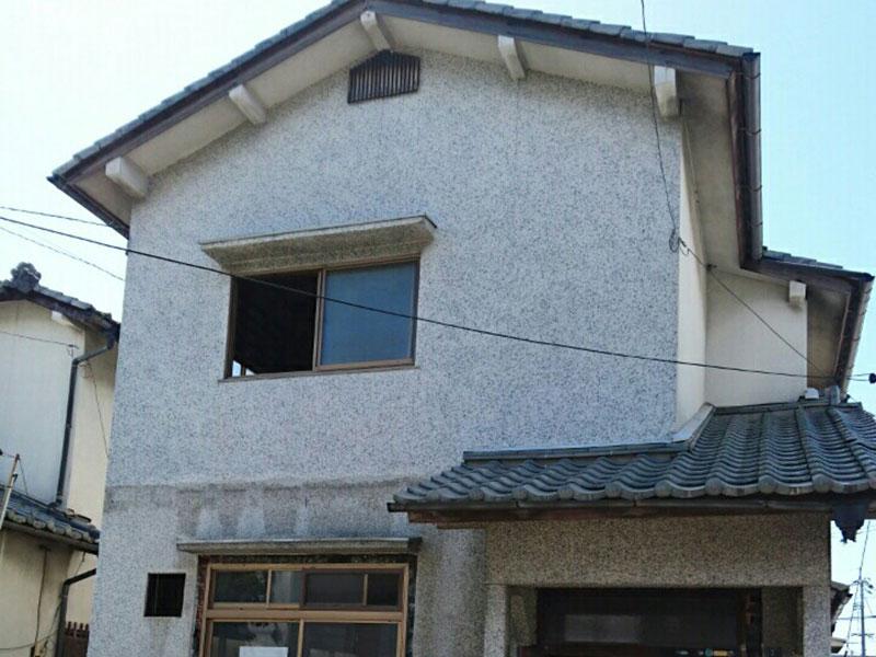 耐震補強で進化する「泉田の家」第2回 解体後見学会 001
