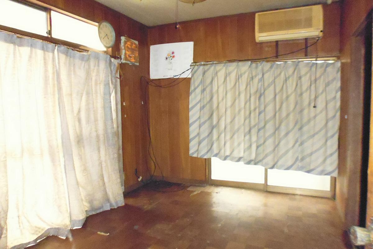 耐震補強で進化した家 case4 耐震補強リノベーション前02