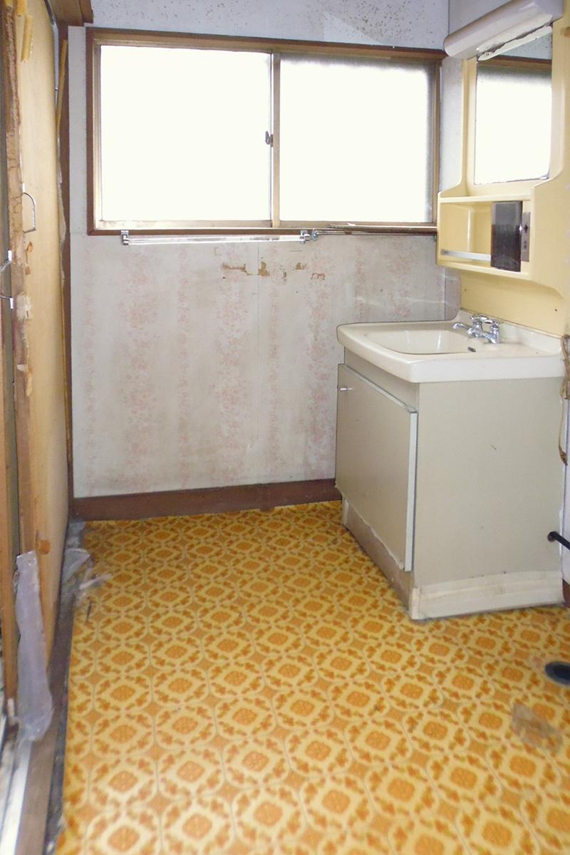 耐震補強で進化した家 case4 耐震補強リノベーション前10