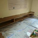 リノベschool in 江並の家 大工工事完了