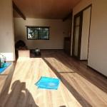 リノベschool  in  江並の家  完成見学会前日