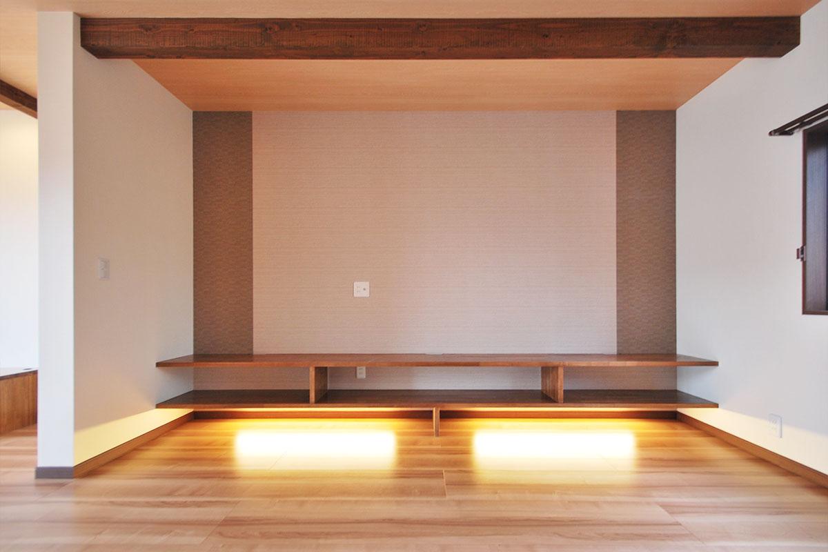 耐震補強で進化した家 case5 耐震補強リノベーション完成06
