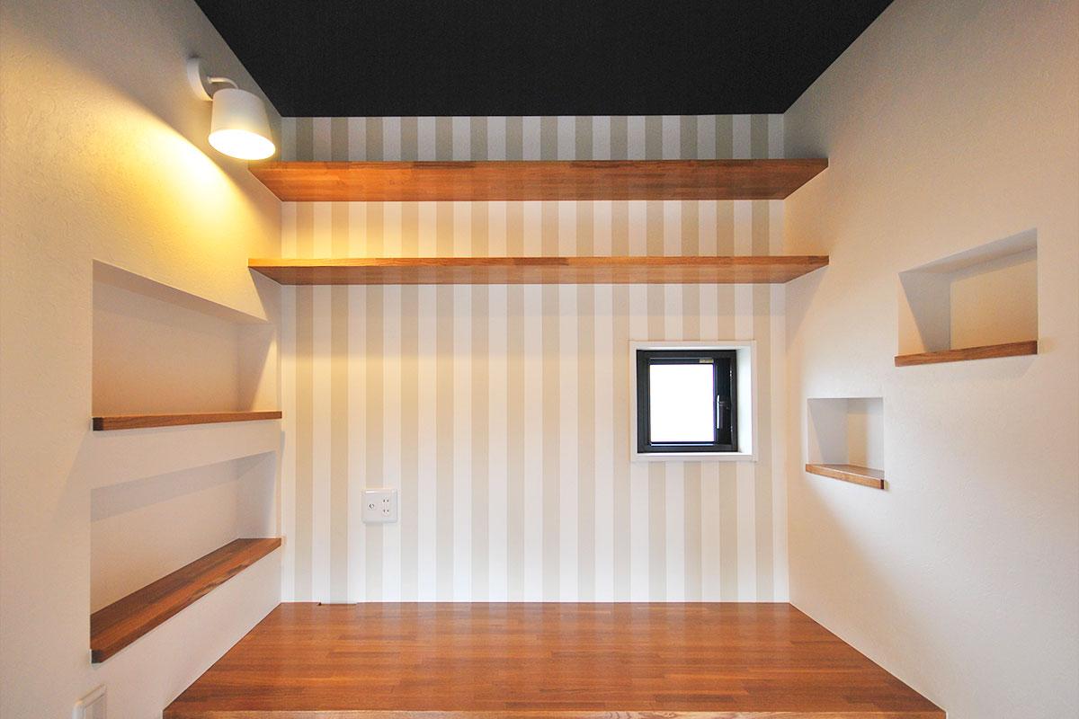 耐震補強で進化した家 case5 耐震補強リノベーション完成10