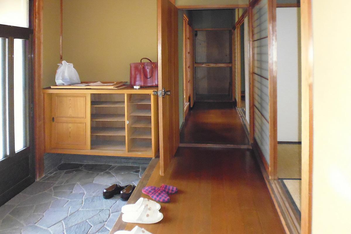 耐震補強で進化した家 case5 耐震補強リノベーション前08
