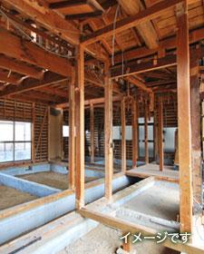 【リノベSCHOOL!】耐震補強リノベーションで進化する「上東の家」スケルトン見学会 3月19日(日)