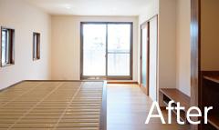 東古松の家 完成写真