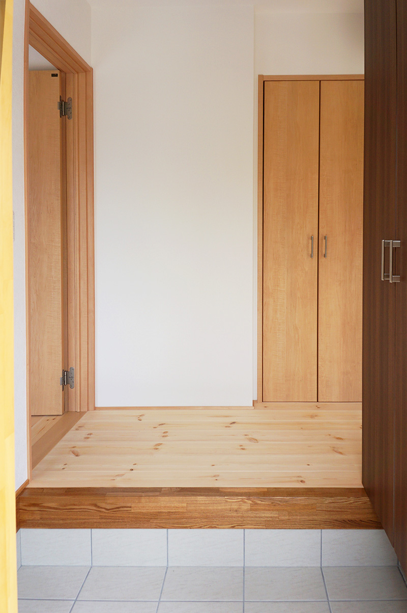 耐震補強で進化した家 case6 耐震補強リノベーション完成14
