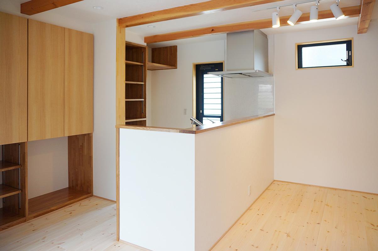 耐震補強で進化した家 case6 耐震補強リノベーション完成06