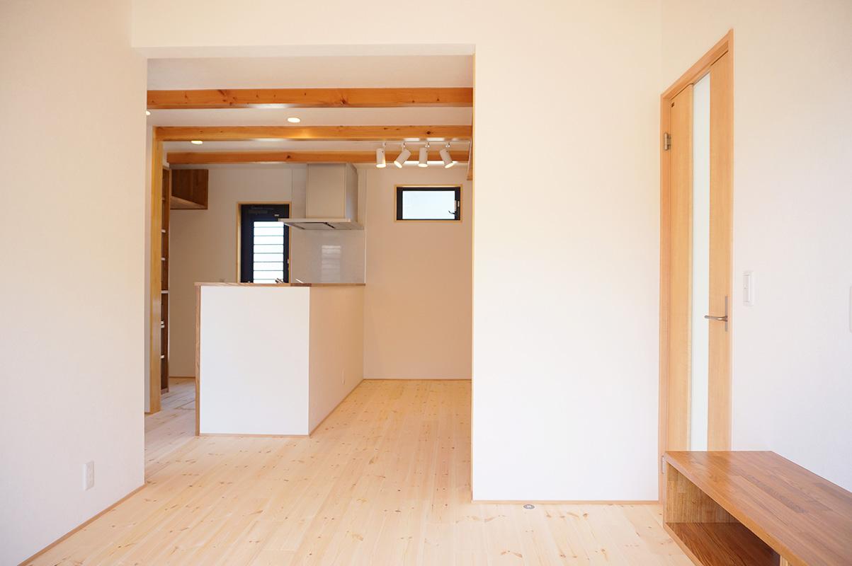 耐震補強で進化した家 case6 耐震補強リノベーション完成04