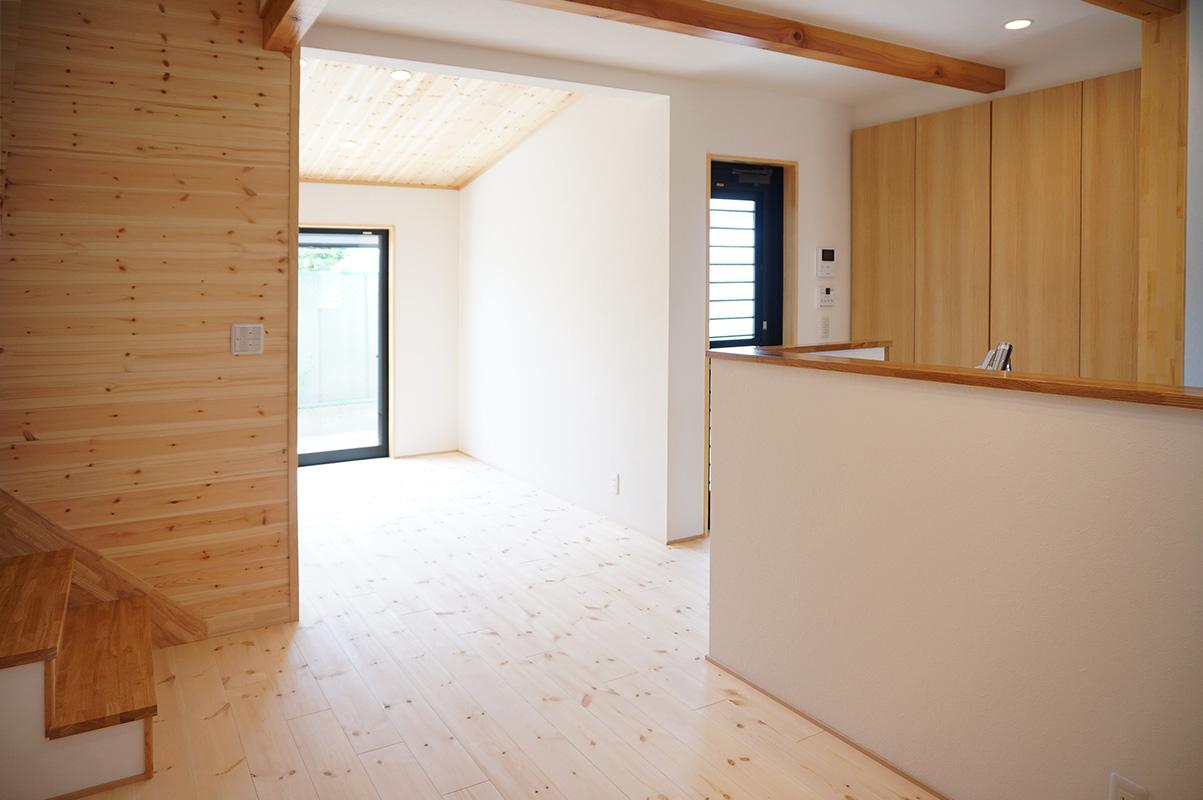 耐震補強で進化した家 case6 耐震補強リノベーション完成05