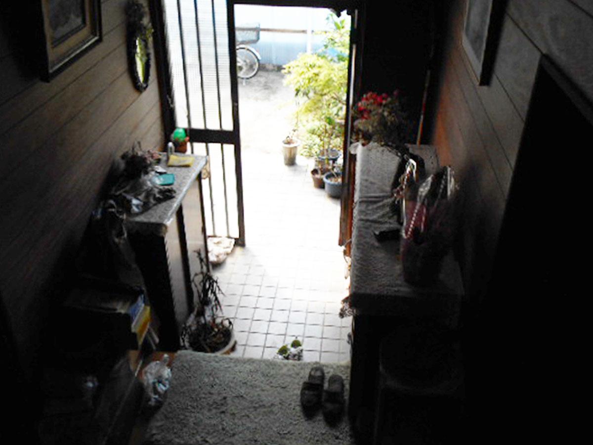 耐震補強で進化した家 case6 耐震補強リノベーション前06