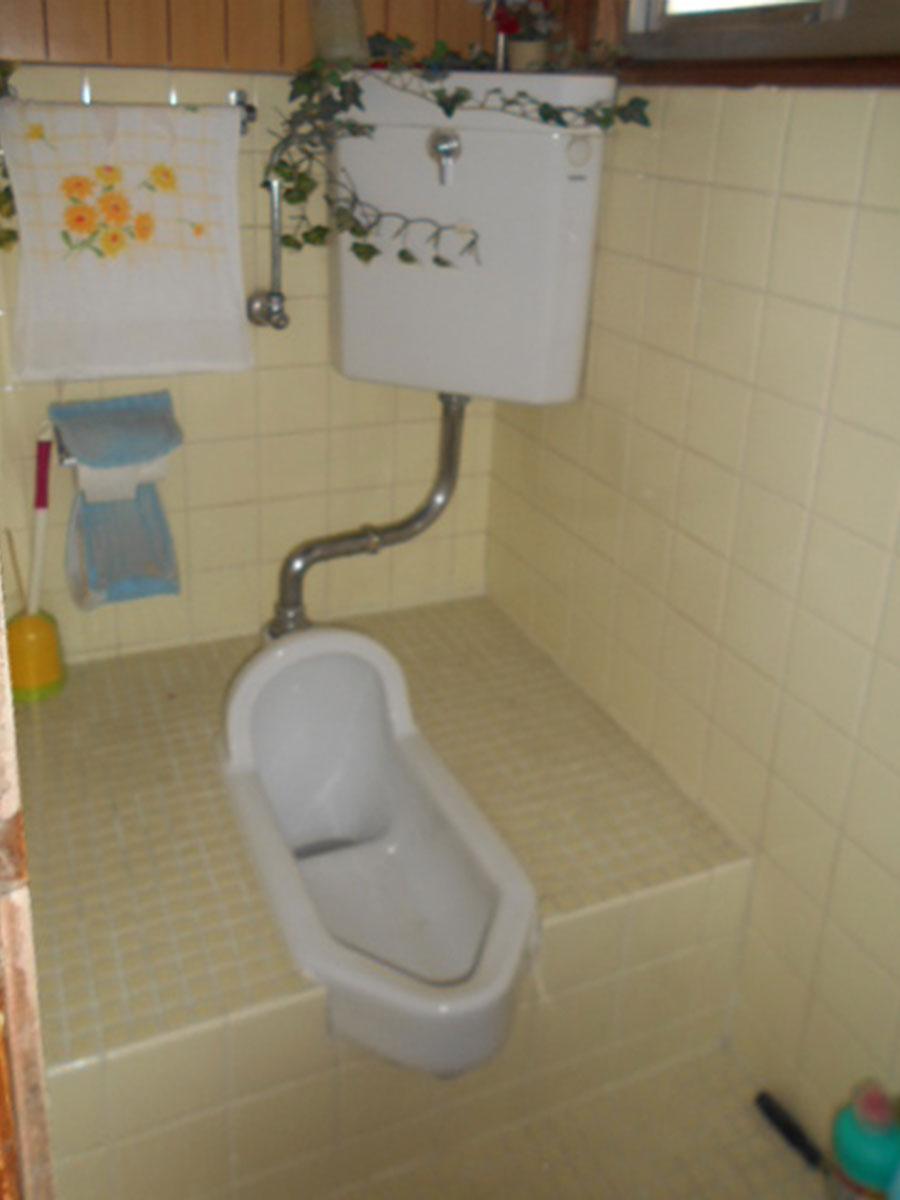 耐震補強で進化した家 case6 耐震補強リノベーション前10