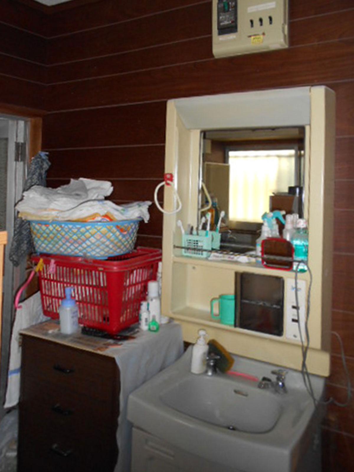 耐震補強で進化した家 case6 耐震補強リノベーション前09