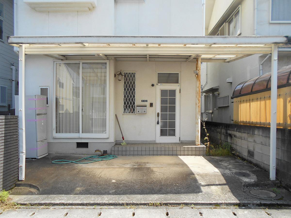 芳泉の家 リノベ前